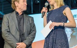 Doro Plutte moderiert Verleihung des Karl Kübel Preises 2016, u.a. mit Peter Maffay