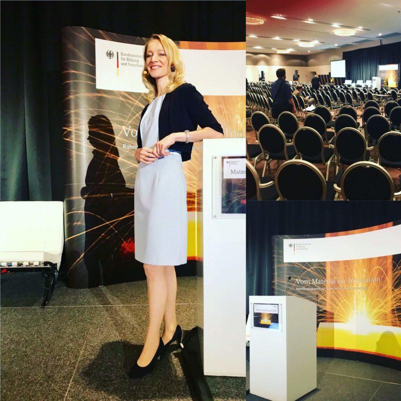Konferenz Materialinnovationen 2018